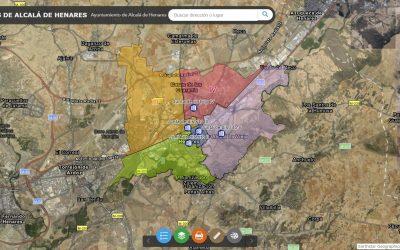 Mapas de Servicios
